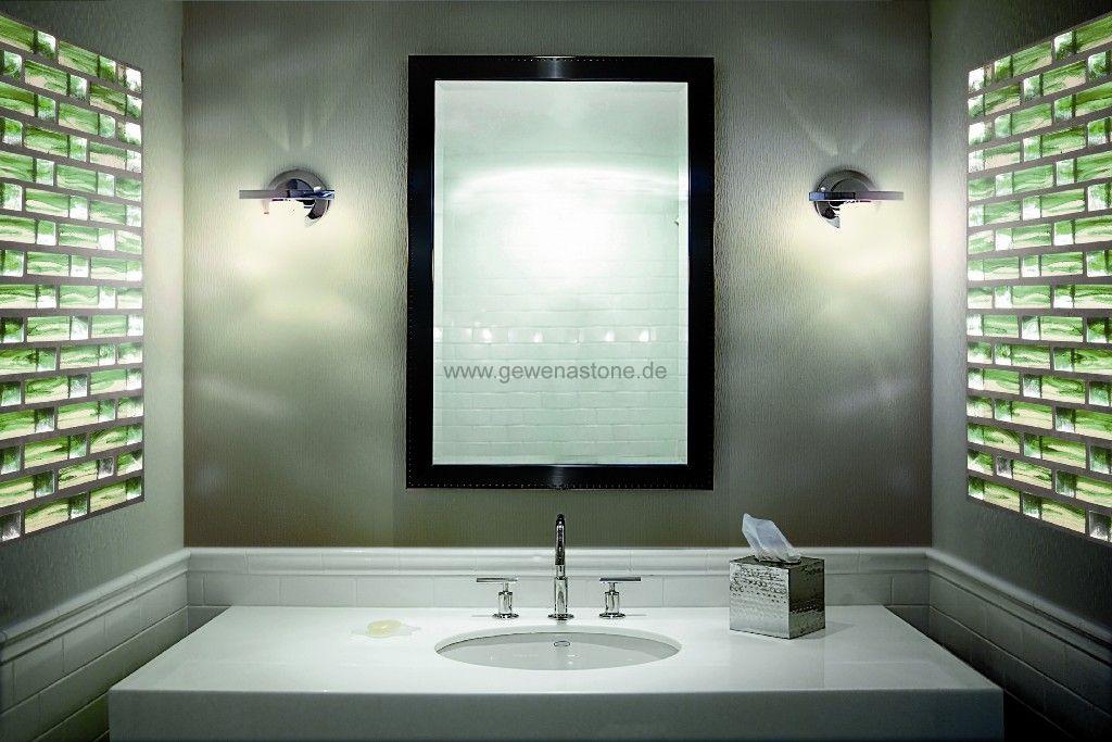 glasbausteine, exlusive Glasprodukte, pures Glas