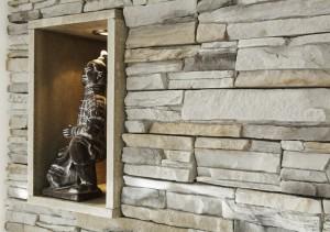 steinverblender modern für Gastronomie, Hotel, Wohnzimmer ...